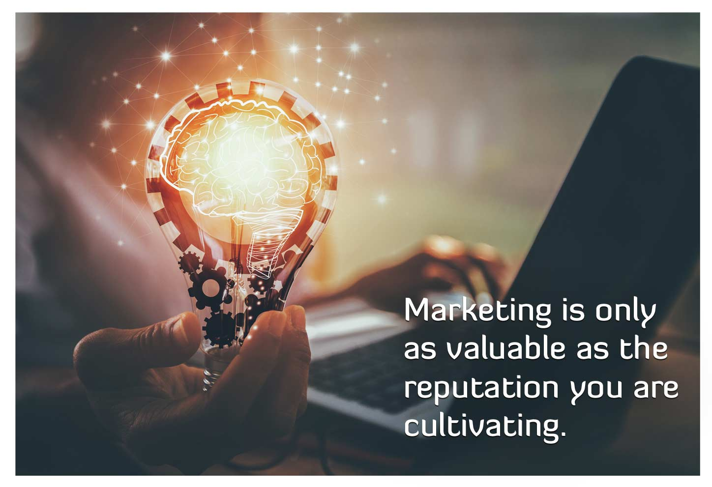Marketing Strategy Quote