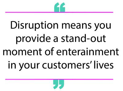 Good Marketing Digital Graphic Content Quote