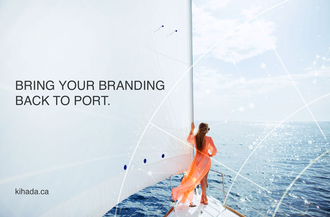 Bringing Your Branding Back To Port