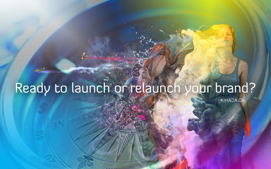 Ready to launch or relaunch your brand?