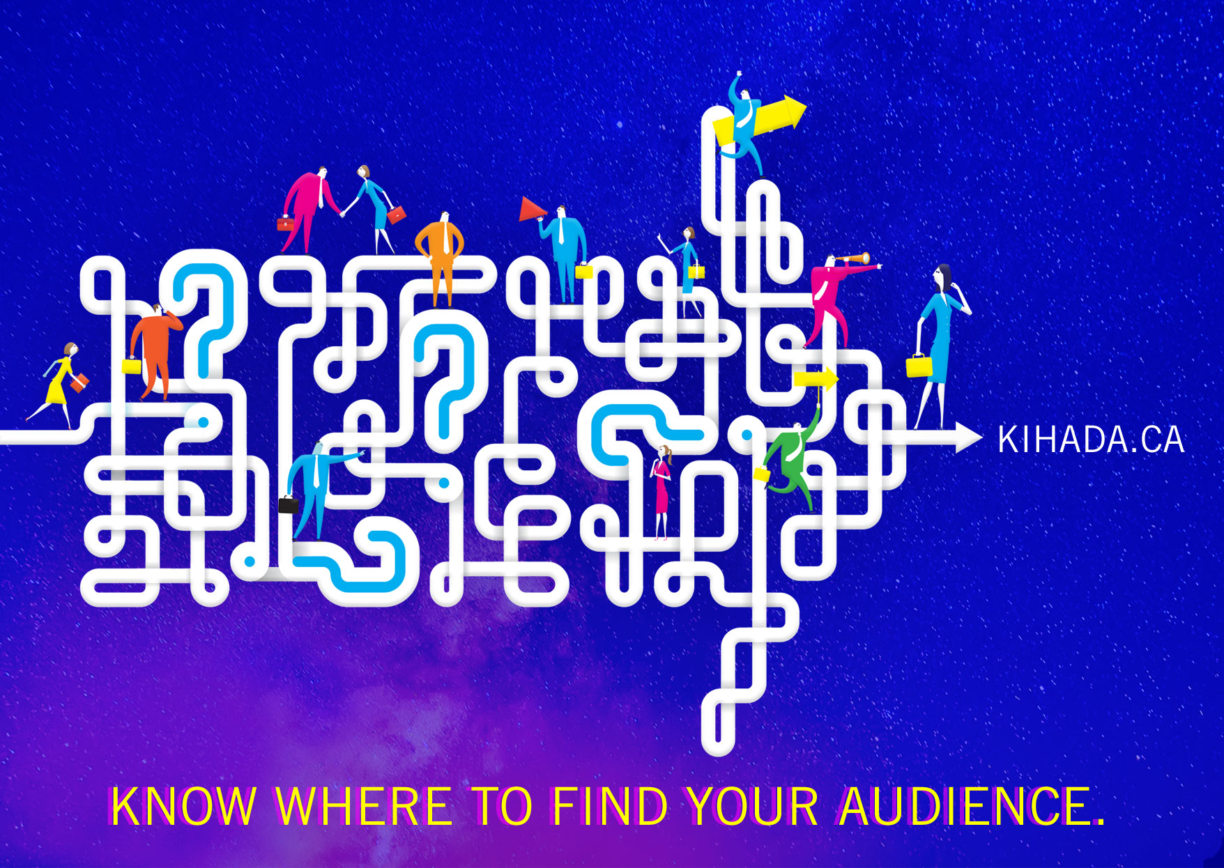 Know Where To Find Your Audience