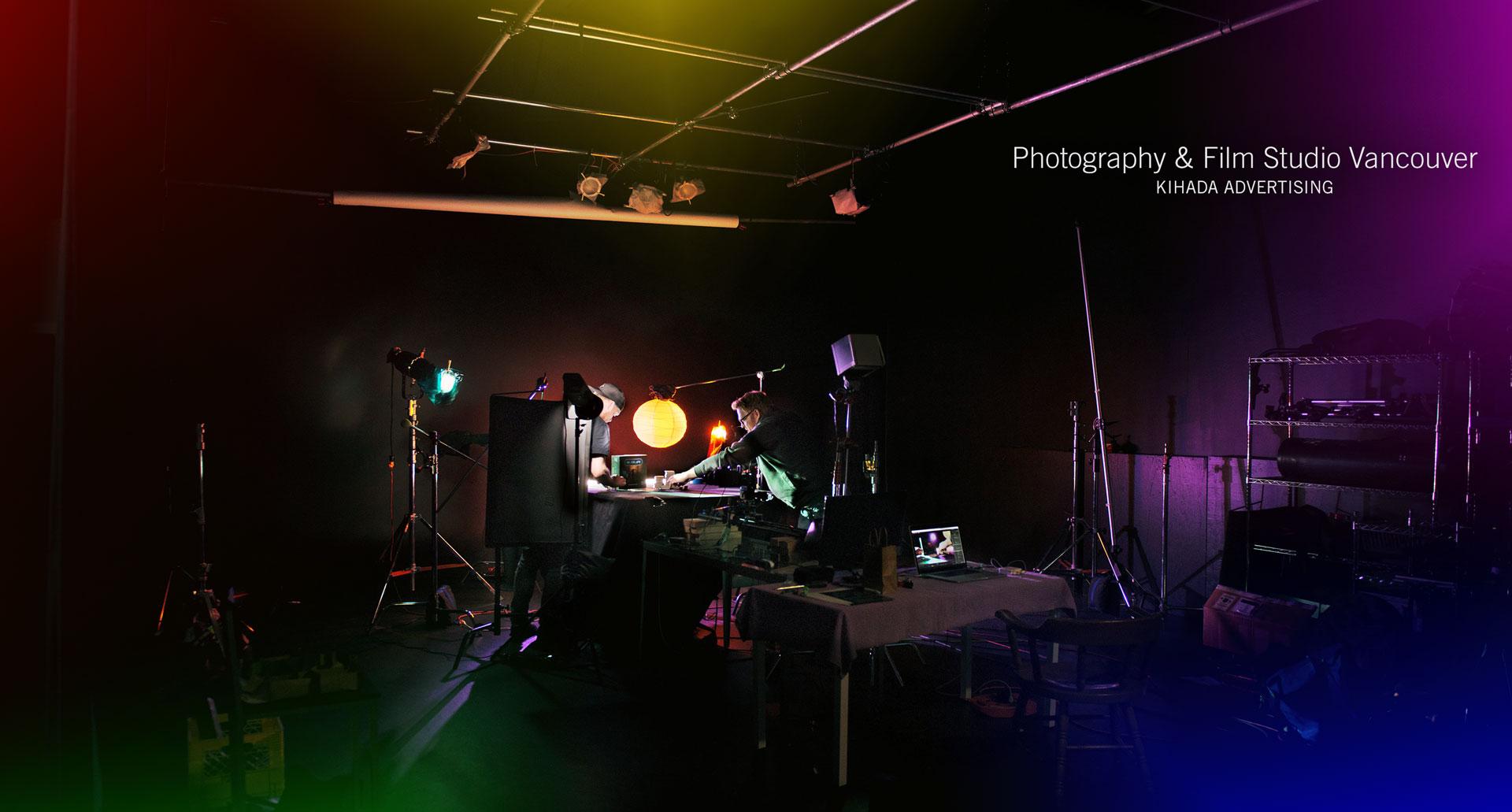 Photography & Film Studio Vancouver
