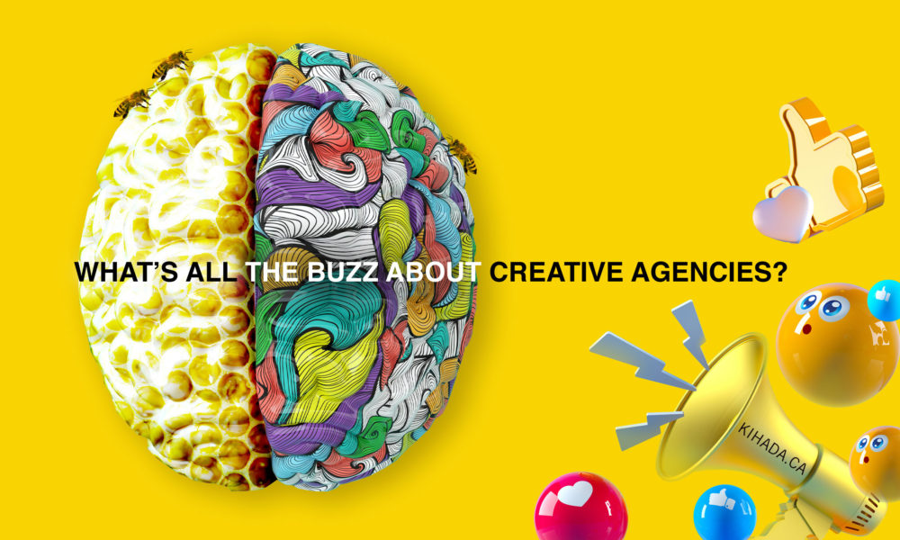 What's all the buzz about creative agencies?