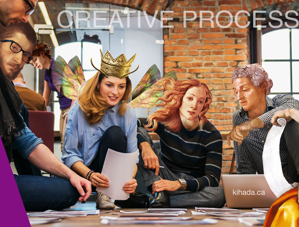 Creative Process Vancouver Creative Agency