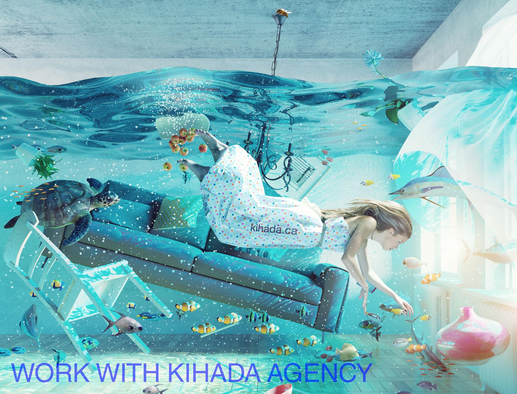Work With Kihada Agency