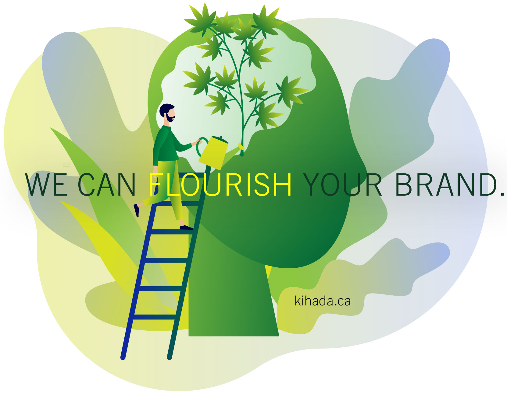 We Can Flourish Your Brand