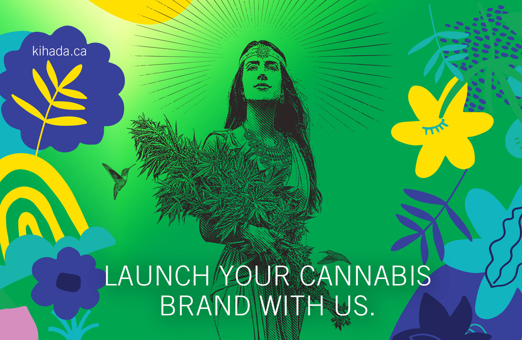 Launch Your Cannabis Brand With Us