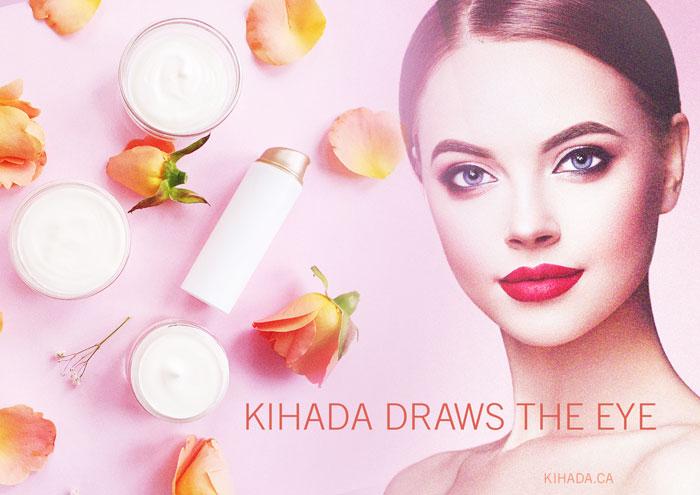 Kihada Advertising for Beauty Industry