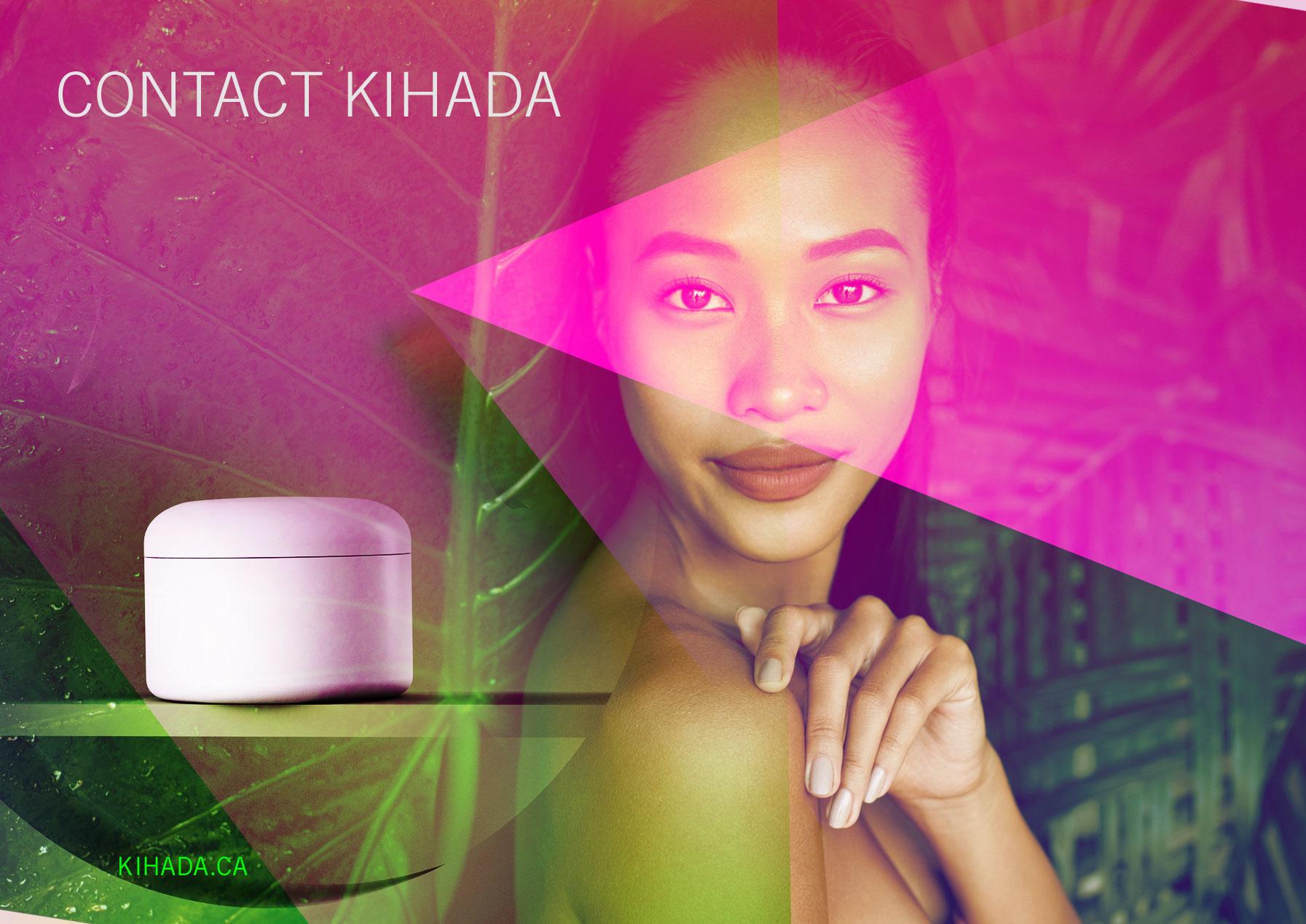 Kihada Branding for Beauty Industry